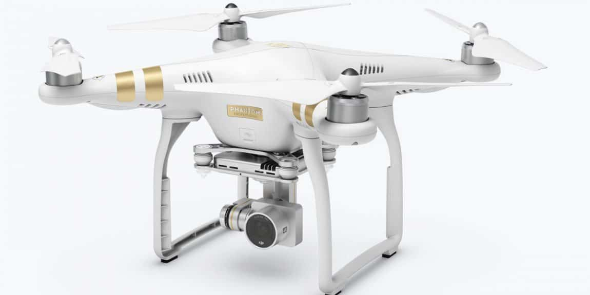 DJI Phantom 3 Expert Quadcopter 4K UHD Camera Drone
