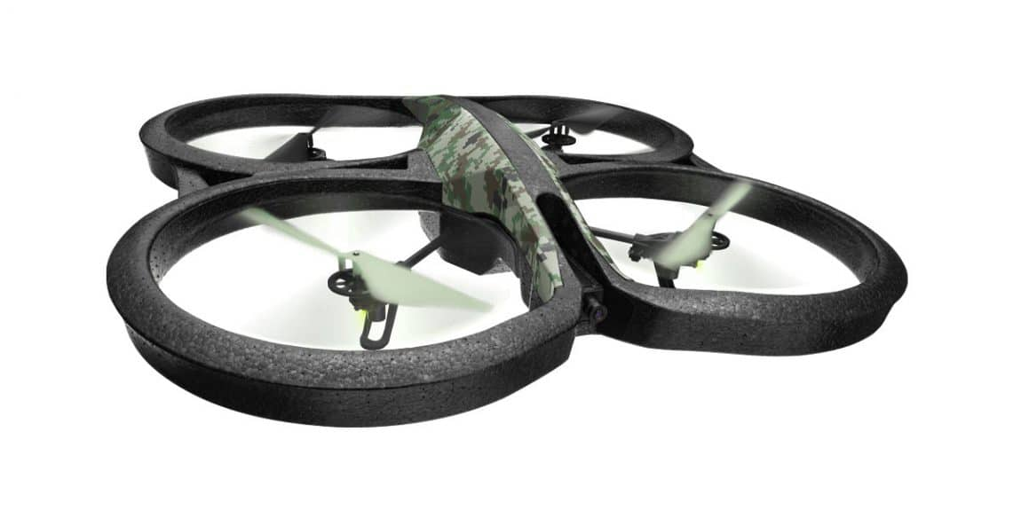 Parrot AR Drone 2.0 Power Edition Quadricopter