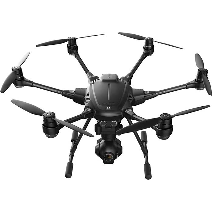 Yuneec Typhoon H 4k hexacopter