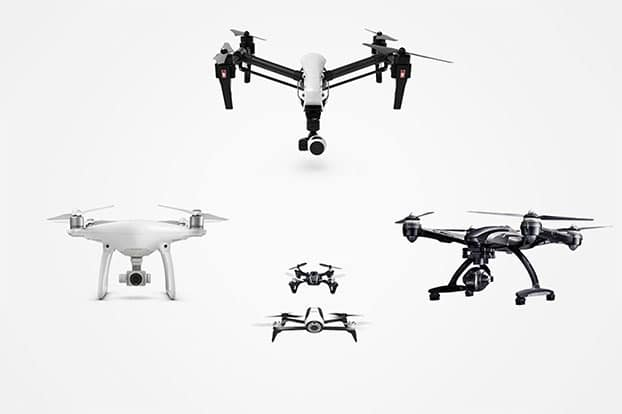 The Different Types of Drones You Should Know About