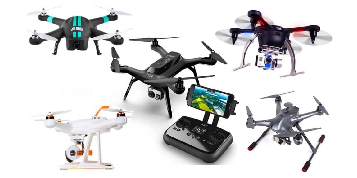 Top 10 Cheap Drones Review 2018 | Best Drone For Sale
