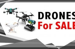 Drone For Sale: Our 15 Best Cheap Camera Drones on Sale in 2020