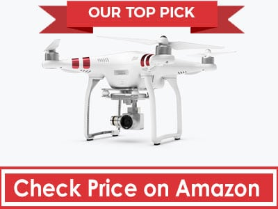 DJi Phantom 3 Best drone under $500