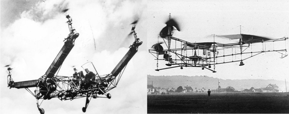 A brief history of drones – Plus a sneak peek into the future!