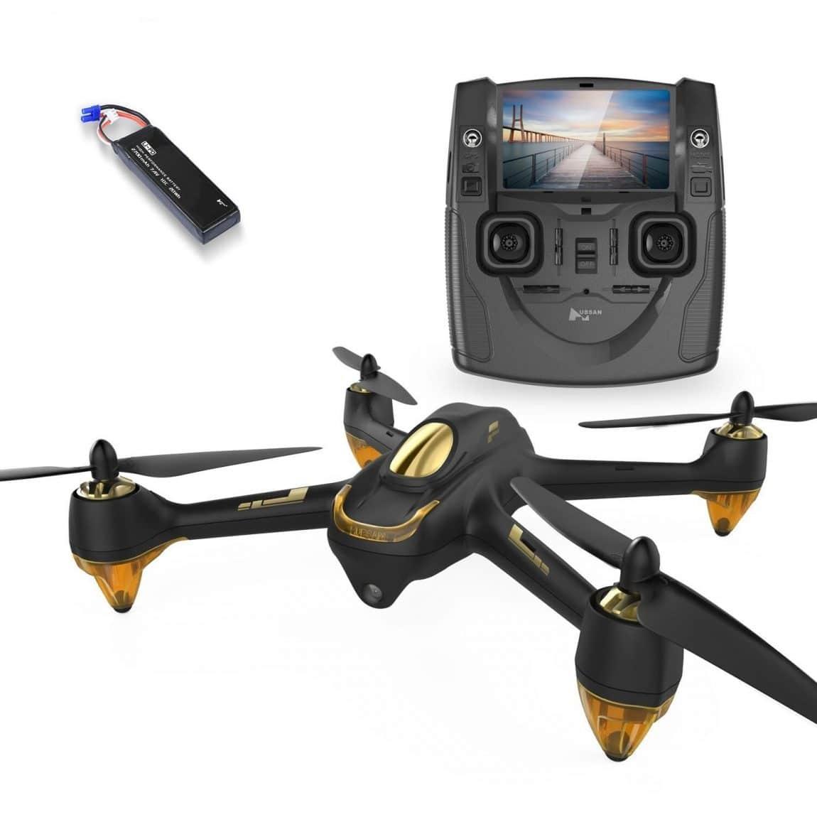 HUBSAN H501S X4 Drone