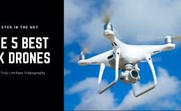 The Best 4K Drones with UHD Cameras – Your Eyes in the Sky