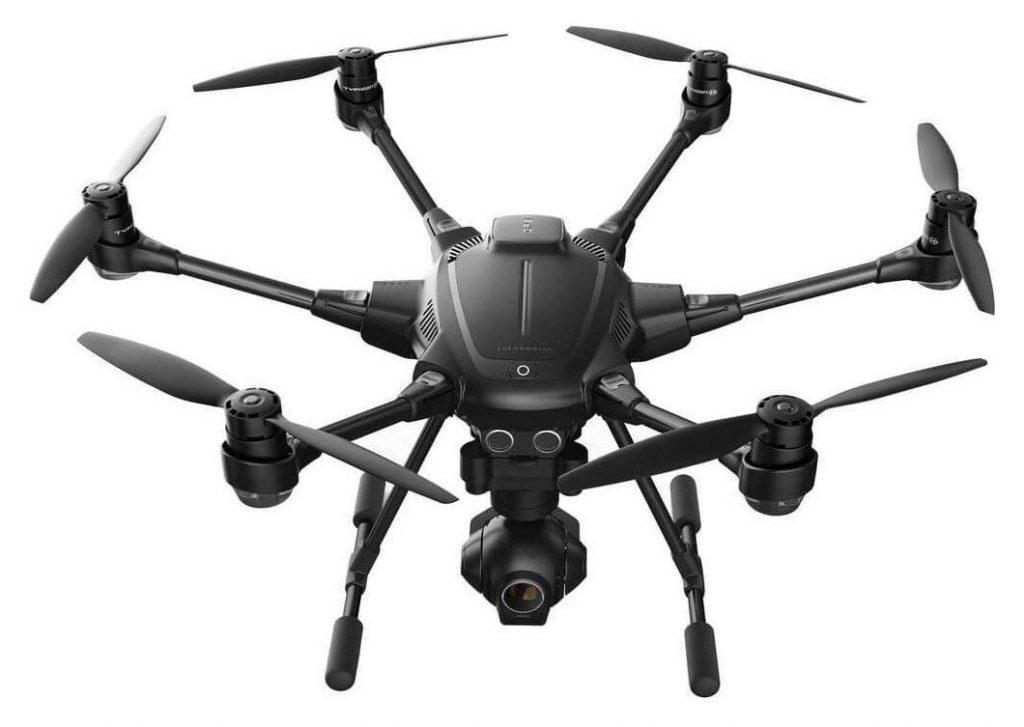 Yuneec Typhoon H UHD 4K Collision Avoidance Hexacopter Drone large range drones