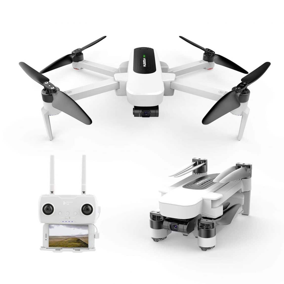hubsan zino 4k drones