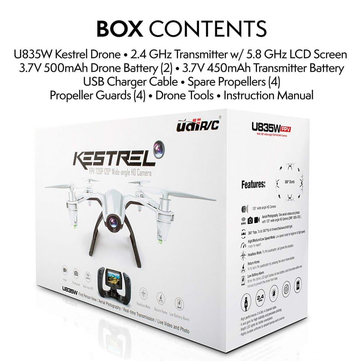 UDI Box of Content