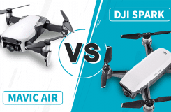 DJI Spark vs. Mavic Air – And should you buy the Mavic 2 Pro Instead?