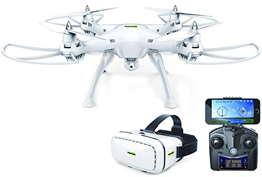 Promark Virtual Reality Drone P70-VR Review
