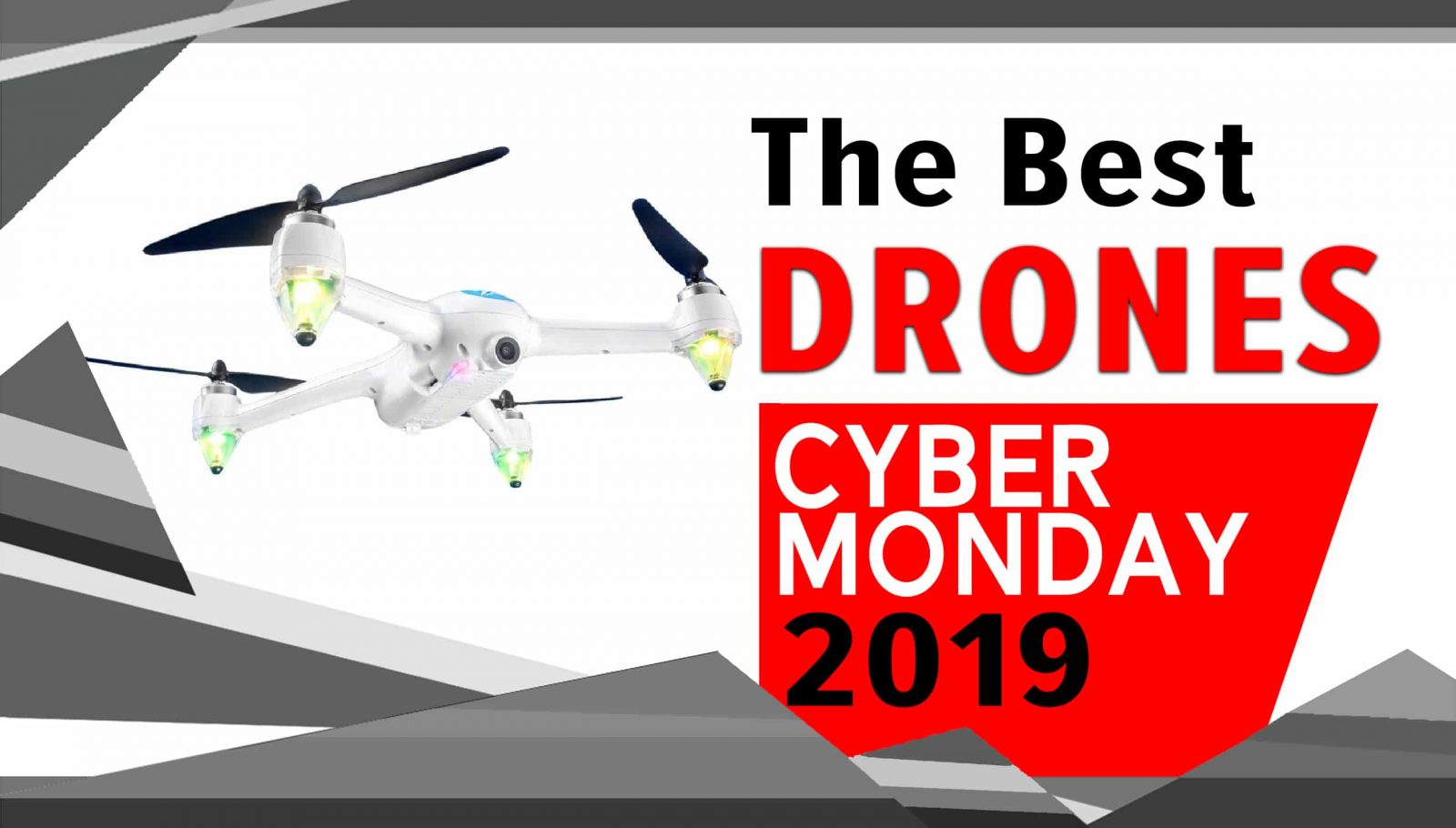 BEST CYBER MONDAY DRONES