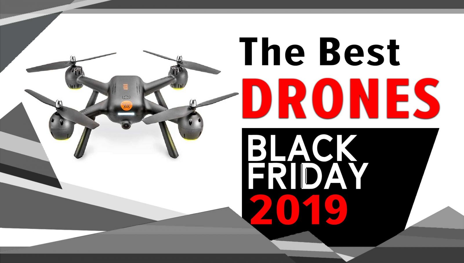 best drones for black friday 2019
