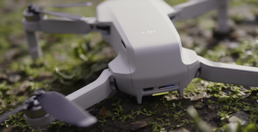 Range of the DJI Mavic Mini tested