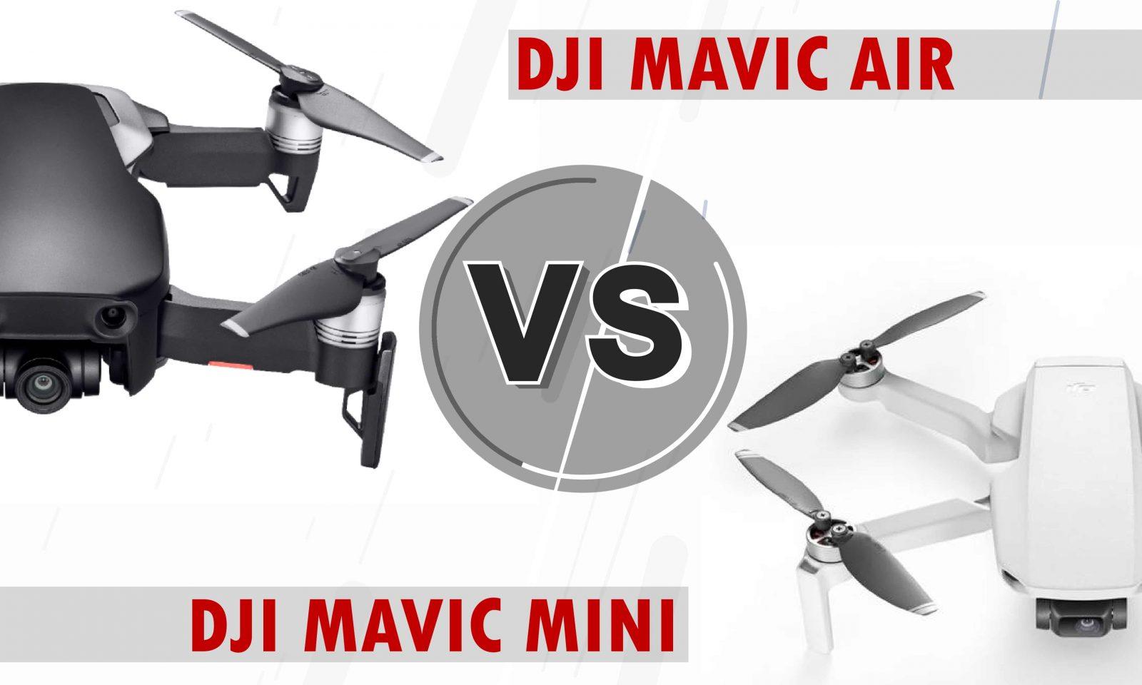Dji Mavic Mini Vs Air Or Should You Buy The Pro Instead