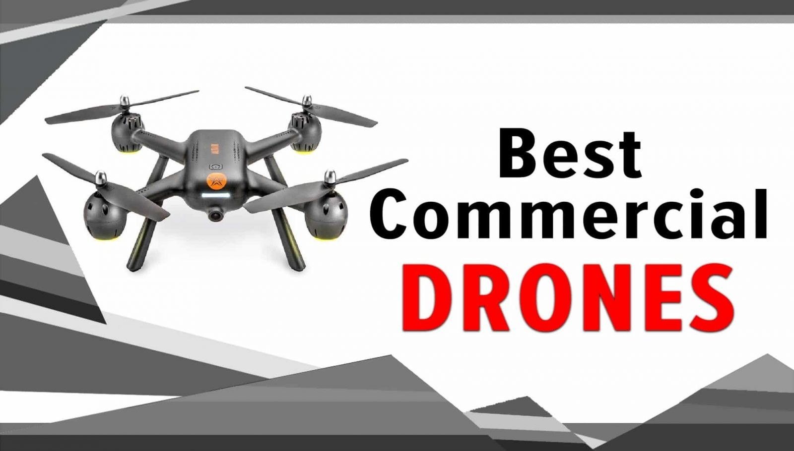 Best Commercial Drones for Professional and Industrial Use