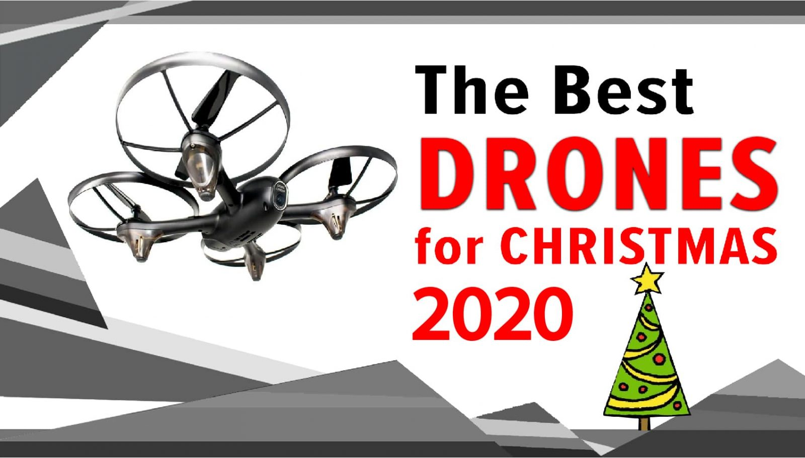How Many Drones 2020 Christmas Best Drones for Christmas [2019] For Adults and Kids