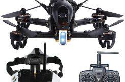 Walkera F210 Review - Top Speed Racing Drone