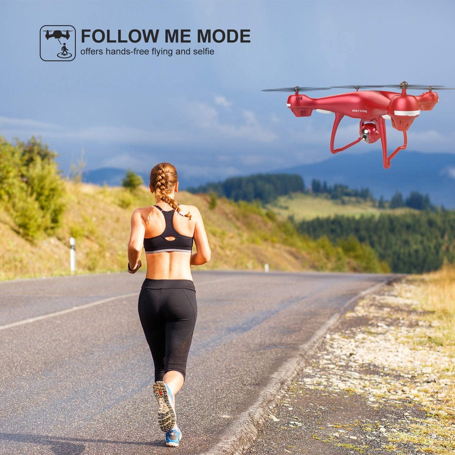 Holy Stone HS100 Review – FPV and GPS Drone