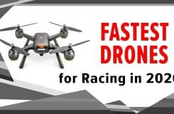 Fastest drones for Racing in 2021
