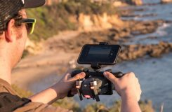 Using Your Drone as Handheld Camera