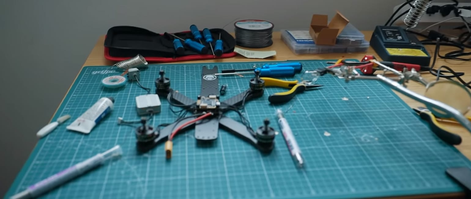 create your own drone